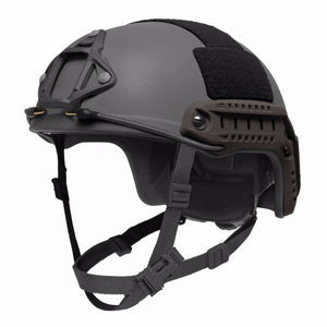 UHMWPE FAST Tactical Bulletproof Helmet High Cut Combat NIJ Level IIIA