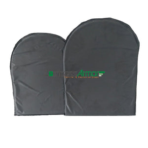 11X14 12X16inches Soft Ballistic Plates Level IIIA Bulletproof Backpack Inserts Round Top