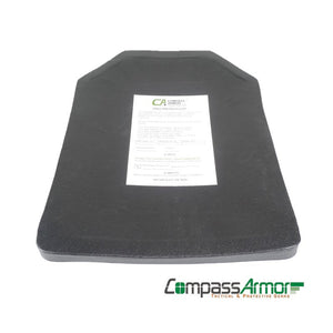 "8X10"" multi curve Hard Armor Plate NIJ Level IV STA"