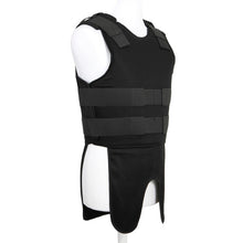 Military Bulletproof level 3A soft body armor