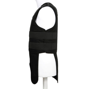 Bulletproof level 3A soft body armor Lightweight Concealable