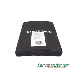 single curve Hard Armor Side Plate Ballistic Plates level 4 UHMWPE
