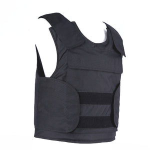 Kevlar Ballistic Body Armor Vest with Extra Plate pockets