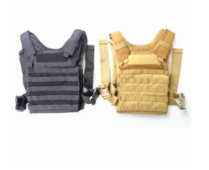 MOLLE Operator Tactical Body Armor Carrier