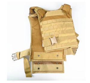 Body Armor Chest Assault Rig