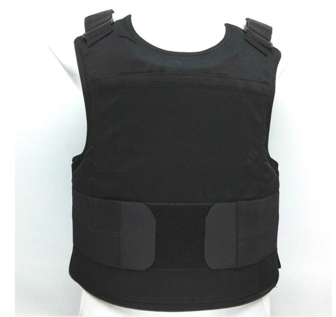 UHMWPE Concealed Bulletproof Body Armor IIIA vest with Extra Pockets