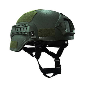 UHMWPE MICH Tactical Ballistic Helmet NIJ Level IIIA