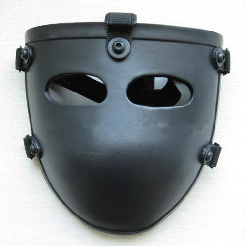 ballistic face mask