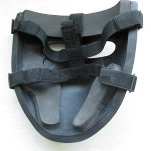 half bulletproof face mask