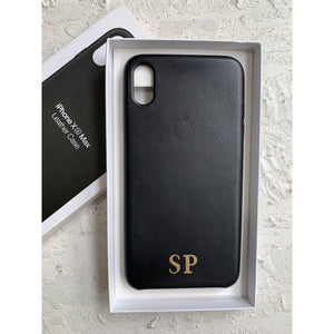 Personalized Apple iPhone Leather Cases - The Leather Works