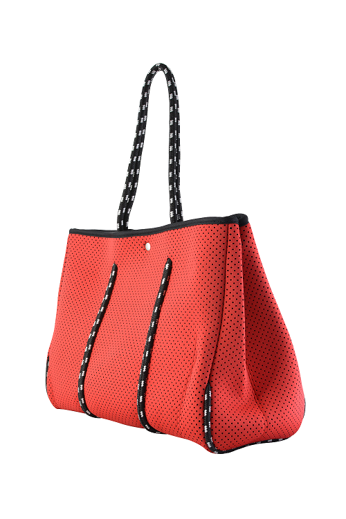 Sold Out - Classic Red Neoprene Tote Bag