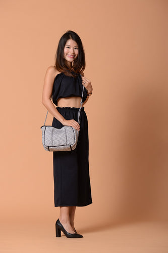 Sophia Marle Grey 2 in 1 Bag