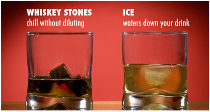 Drinking Whisky 101: Stones, Chillers, Neat, Diluted