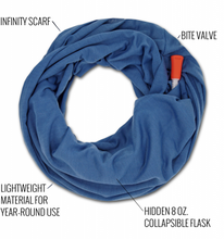 Scarf Flask (13 Colour and Style Variants) (8 Oz.)[Variant_title] - FlaskMasters