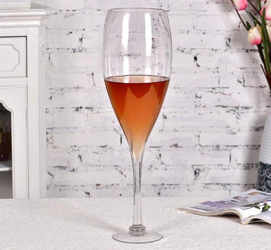 Super Large 50cm Tall Champagne Flute[Variant_title] - FlaskMasters