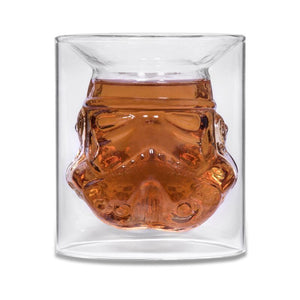 Stormtrooper Doubled Walled Drinking Glass (5 Oz.)[Variant_title] - FlaskMasters