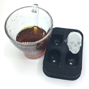 Skulls Ice Tray[Variant_title] - FlaskMasters