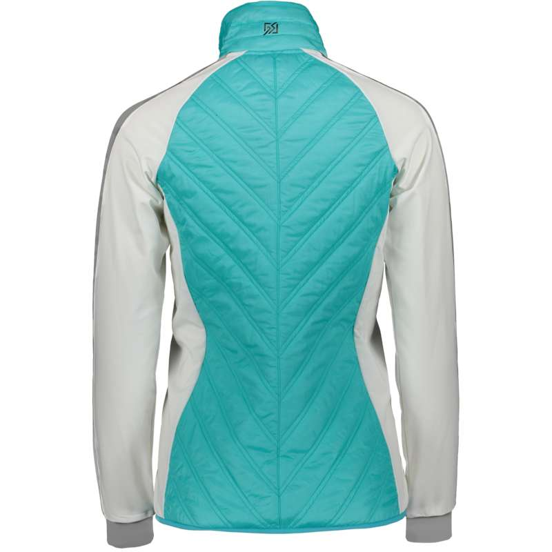 Alloa W hybrid jacket