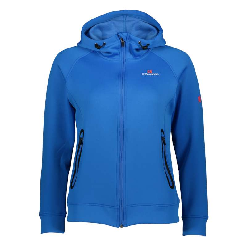 Duns W technical hood jacket