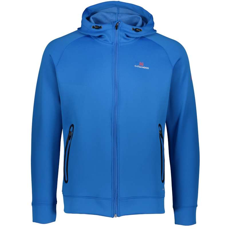 Macduff M technical hood jacket