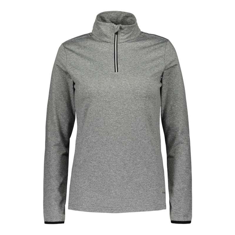 Slona W 1/2 zip midlayer shirt