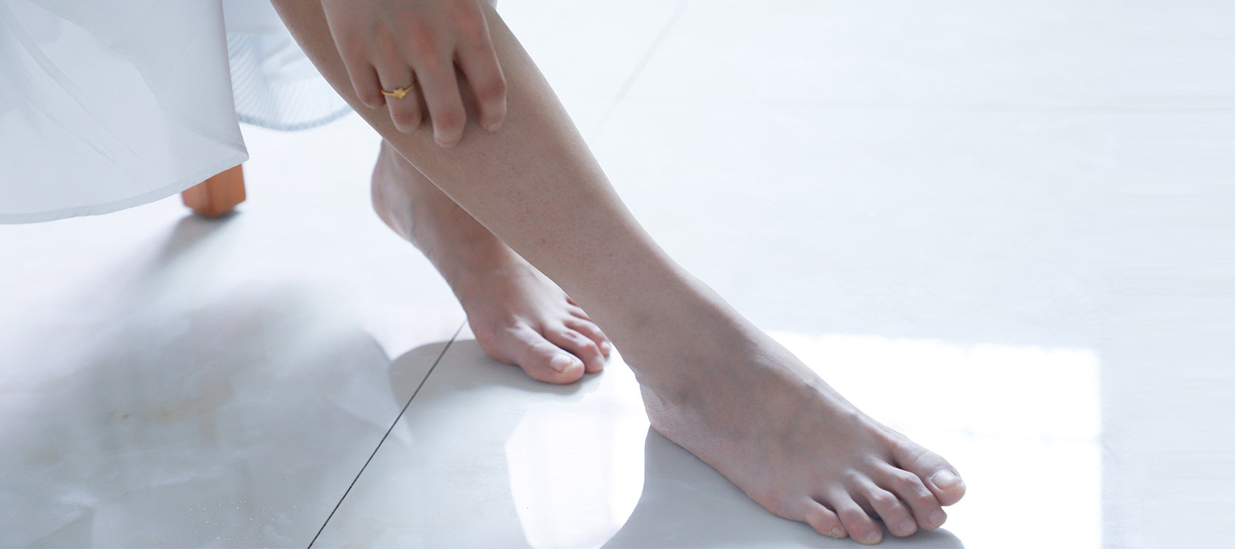 Tips to Moisturise Hands and Feet