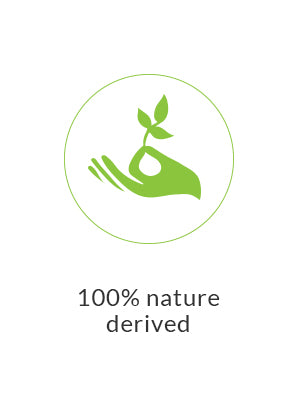 100% Nature Derived