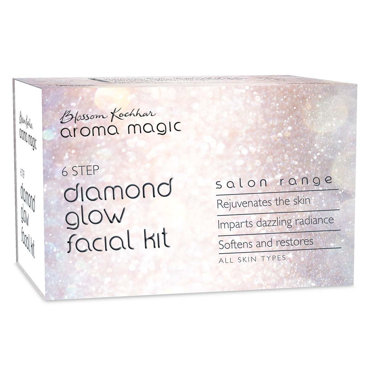 Diamond Glow Facial Kit (1451745935403)