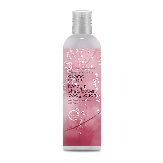Aroma Magic Honey & Shea Butter Body Lotion - Aroma Magic