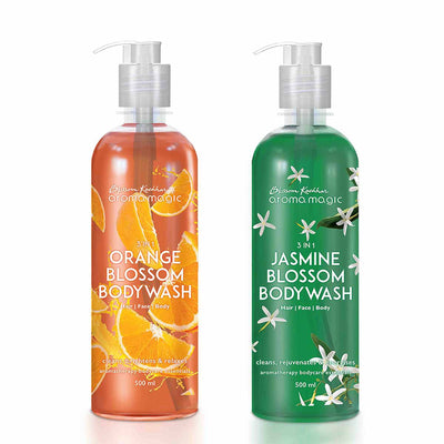 3 in 1 Body Wash Combo