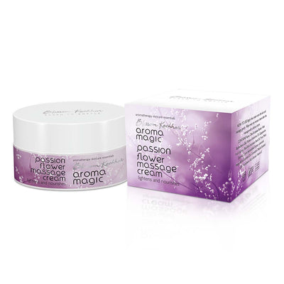 Aroma Magic Passion Flower Massage Cream - Aroma Magic