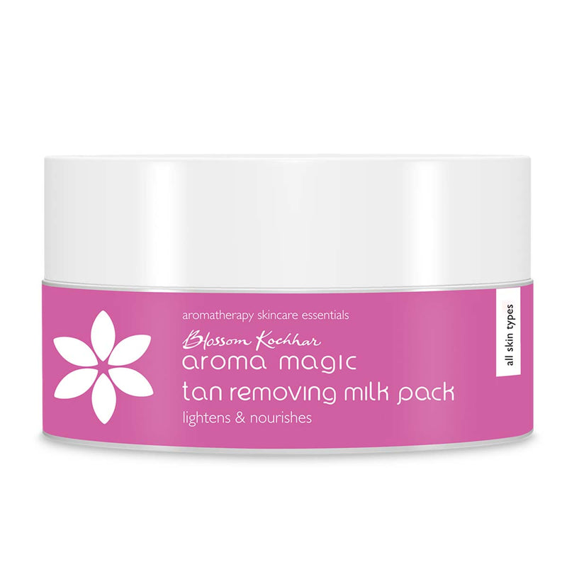 Aroma Magic Tan Removing Milk Pack - Aroma Magic