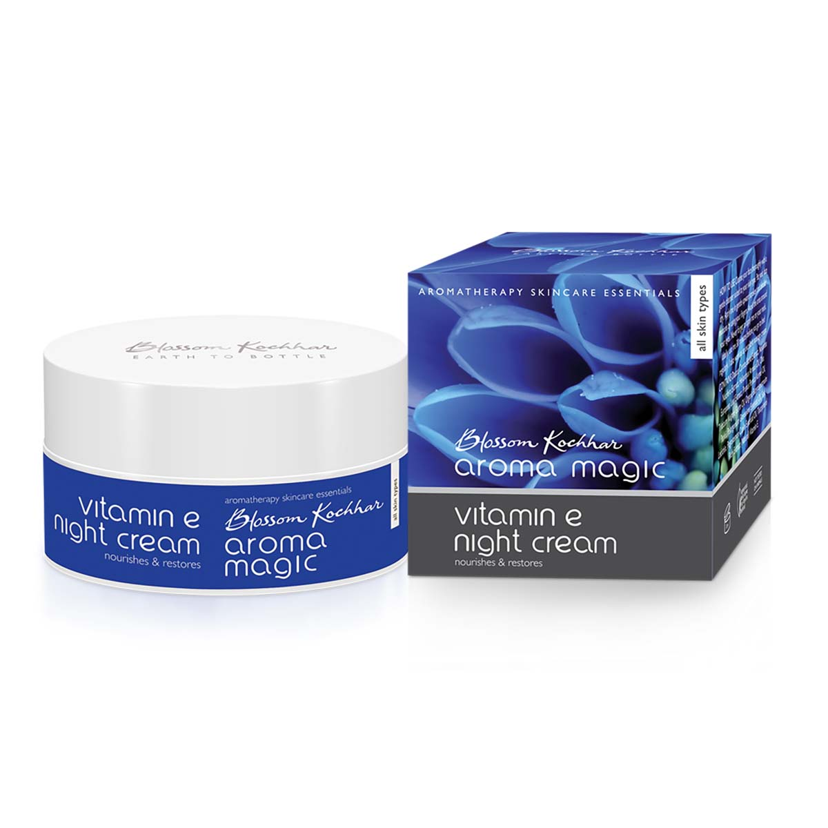 Aroma Magic Vitamin E Night Cream - Aroma Magic (1009465950251)