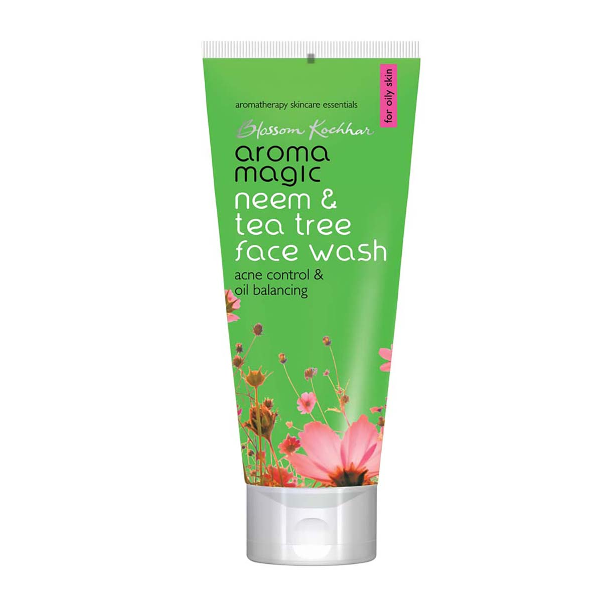 Buy Neem And Tea Tree Face Wash Online At Best Price Aroma Magic