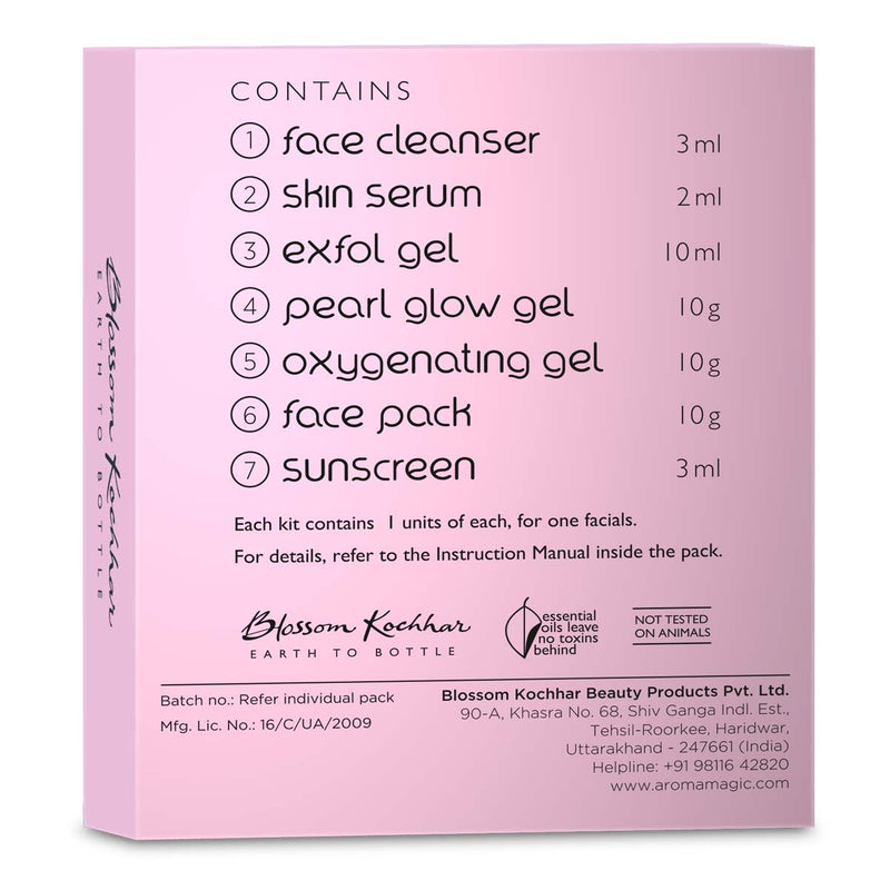Pearl Facial Kit - Single Use (4763507425357)