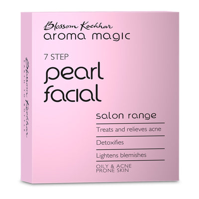Pearl Facial Kit - Single Use