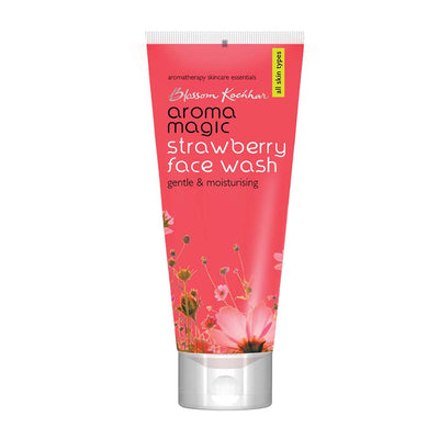 Strawberry-Face-Wash-Aroma-Magic