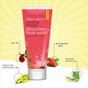 Strawberry-Face-Wash-Ingredients