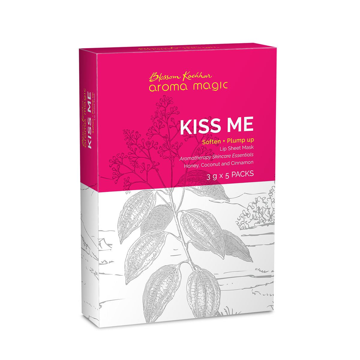 Kiss Me (Pack of 5) (4751062007885)