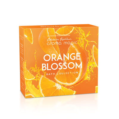 Aroma Magic Orange Blossom Travel Bath Collection - Aroma Magic