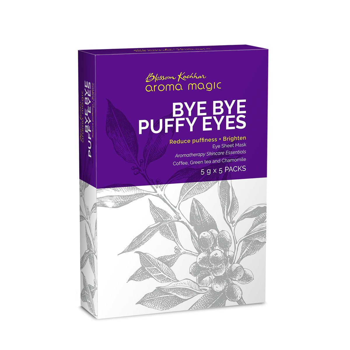 Bye Bye Puffy Eyes (Pack of 5) (4751063810125)