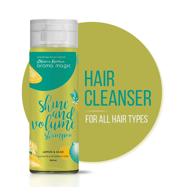 Shine and Volume Shampoo