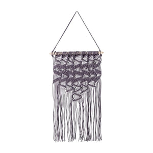 Wall Hanger Cotton, Purple