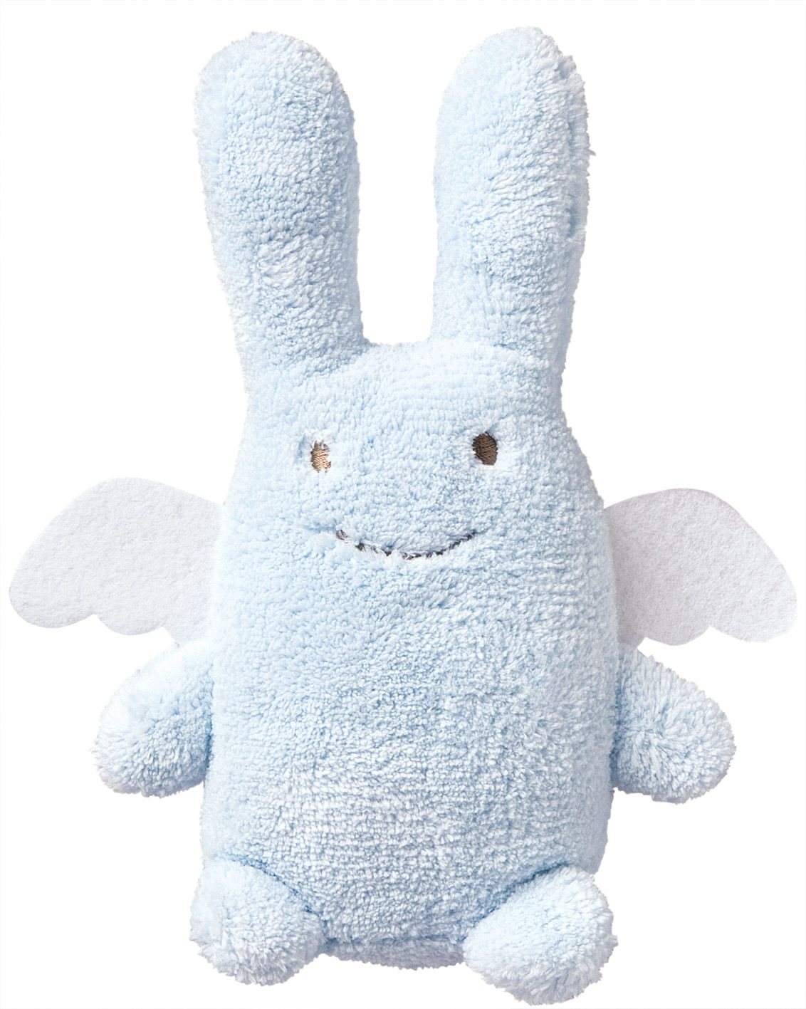 Bunny angel plush toy