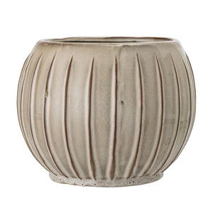 BLOOMINGVILLE - Otto Planter, Nature, Stoneware