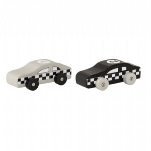 Set of 2 toys cars - Frenchbazaar -Bloomingville