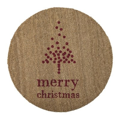 BLOOMINGVILLE - Christmas doormat - Frenchbazaar -Bloomingville