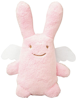 Musical Bunny Angel plush - Frenchbazaar -Frenchbazaar