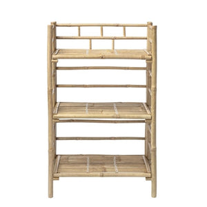 BLOOMINGVILLE - Bookcase Bamboo - Frenchbazaar -Bloomingville