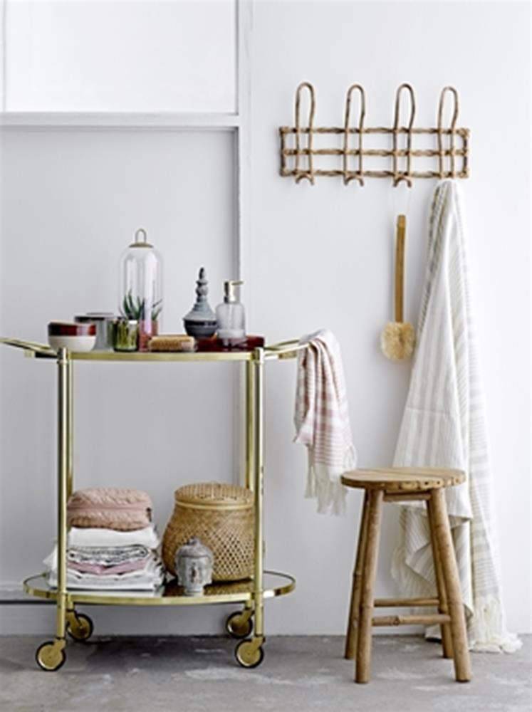 BLOOMINGVILLE - Coat Rack Cane - Frenchbazaar -Bloomingville